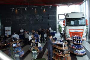 Producent pojazdów ciężarowych umocnił się na polskim rynku