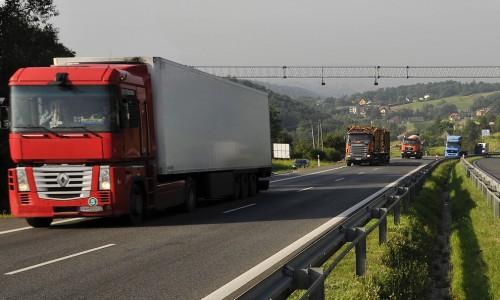 Polska ciężarówka ostrzelana w Rosji