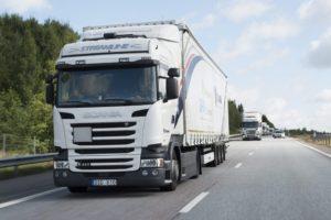 Scania w zintegrowanym konwoju do Rotterdamu