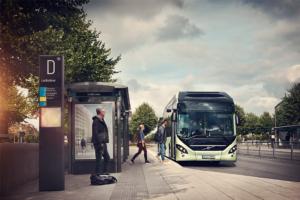 Volvo sprzedaje systemy elektrycznych autobusów do Namur w Belgii