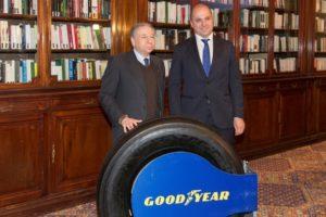 Goodyear dostarczy opony do wyścigów ciężarówek