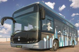 Pierwszy indyjski autobus elektryczny identyczny zpolskimi