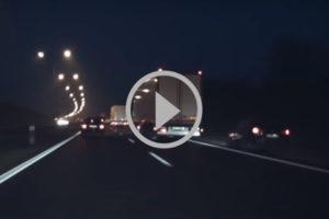 Tak dochodzi do nieszczęść na autostradach