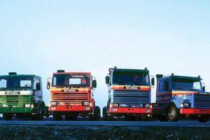 125 lat pomysłów Scania