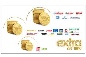 Extra złotówki przybliżają do zwycięstwa
