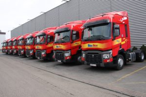 45 Renault Trucks dla BUDMAT Transport