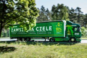 Polska czwartym rynkiem ciężarówek w Europie, najpopularniejsza Scania