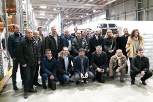 Spotkanie międzynarodowego stowarzyszenia wMartex