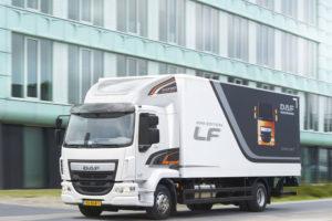 DAF w wersji LF 2016 i inne modernizacje