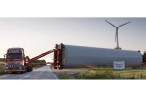 Jak przeciągnąć 150 tonowy wiatrak?