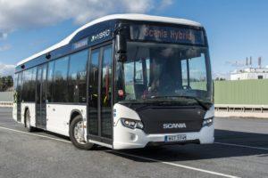 51 hybrydowych autobusów dla Madrytu