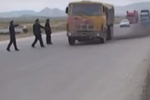 Inspekcja transportu w Azerbejdżanie nie ma lekko