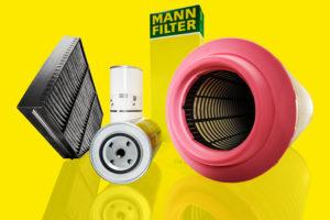 Łatwe w obsłudze serwisowej iniezawodne – filtry MANN-FILTER