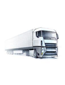 Rozwiązania aluminiowe dla samochodów ciężarowych