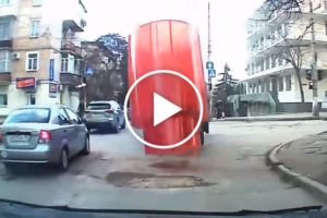 Czy Rosjanie słyszeli o pasach transportowych?