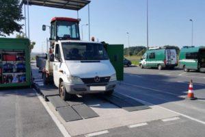 Legnica: Ponad połowa badanych pojazdów zusterkami