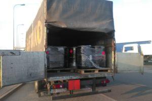 Transport ADR z niesprawnymi hamulcami
