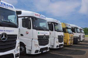 Jakie będą konsekwencje zmowy cenowej? Producenci ciężarówek ukarani.
