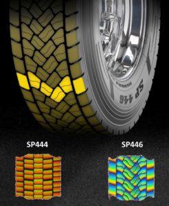 Opony Dunlop SP346 i SP446 oferują wysoką mobilność w każdych zimowych warunkach