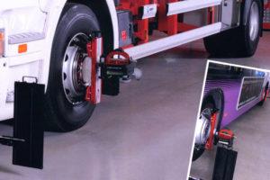 Certyfikat ITS dla urządzenia Josam Truckaligner