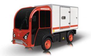 Wiemy jak będzie wyglądał nowy samochód Ursua