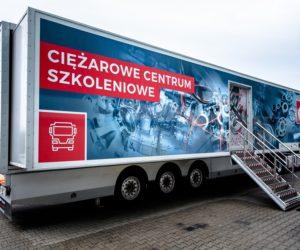 Ciężarowe szkolenia Inter Cars w maju