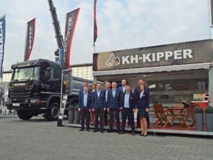 KH-KIPPER - podsumował 9 targowych dni