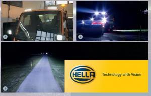 Mocne światło na mocne akcje – Przezbrojenie pojazdu Unimog na technologię LED