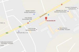 Koszaliński oddział Autos już w nowej lokalizacji