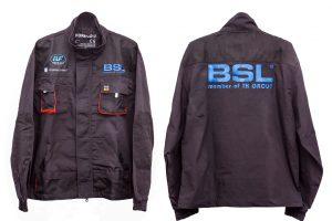 Odzież robocza za zakupy w BSL