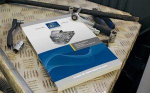 Nowy katalog części do Mercedesa Actrosa od DT