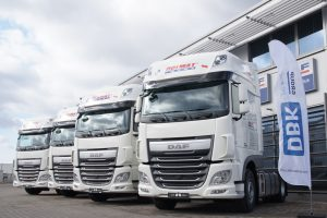 Znakomita sprzedaż pojazdów ciężarowych w2016r.