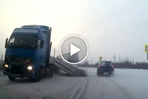 Tak w Rosji zabezpiecza się transport
