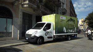 Racjonalizacja logistyki miejskiej