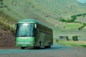 Scania modernizuje transport publiczny w Iranie