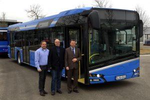 Solaris: nowe Urbino 12 dla niemieckiego przewoźnika