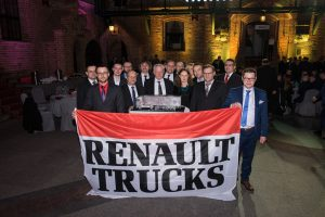 Renault Trucks wybrało najlepszego dealera roku