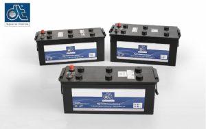 Akumulatory rozruchowe do pojazdów dostawczych