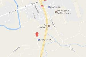 Autos zmienia adres w Ełku