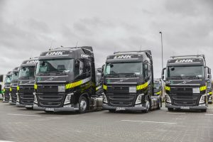 120 nowych Volvo FH we flocie LINK