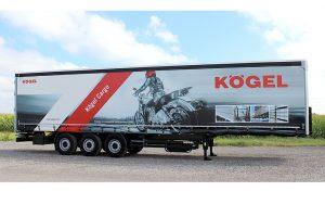 Kogel prezentuje model Cargo wwersji Benelux
