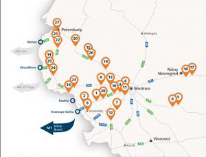 Rabaty do 200 RUB na stacjach Gazpromneft w sieci DKV
