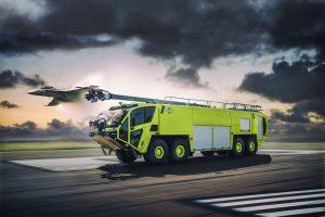 Lotniskowy olbrzym zsilnikami Scania