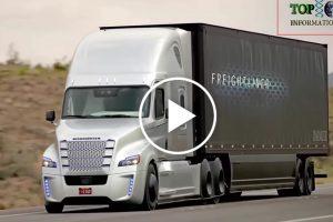 8 futurystycznych projektów ciężarówek i autobusów [Film]