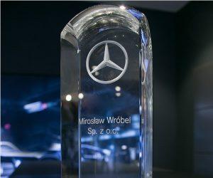 Mercedes wybrał Dealera Roku