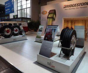 Bridgestone zaprezentuje nowe portfolio natargach IAA