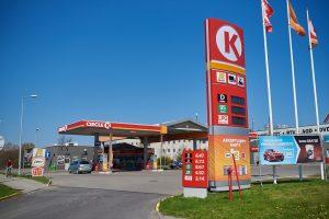 Pierwsza stacja Circle K w Polsce