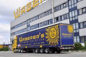 Kögel drugim dostawcą naczep dla Waberer's