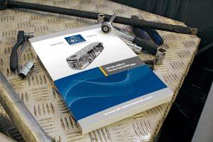 Nowy katalog DT Spare Parts zczęściami do autobusów