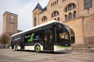 Klaster Polski Autobus Elektryczny ma nowego członka